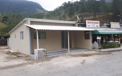 Construção de casa em Curitiba é concluída através de parceria